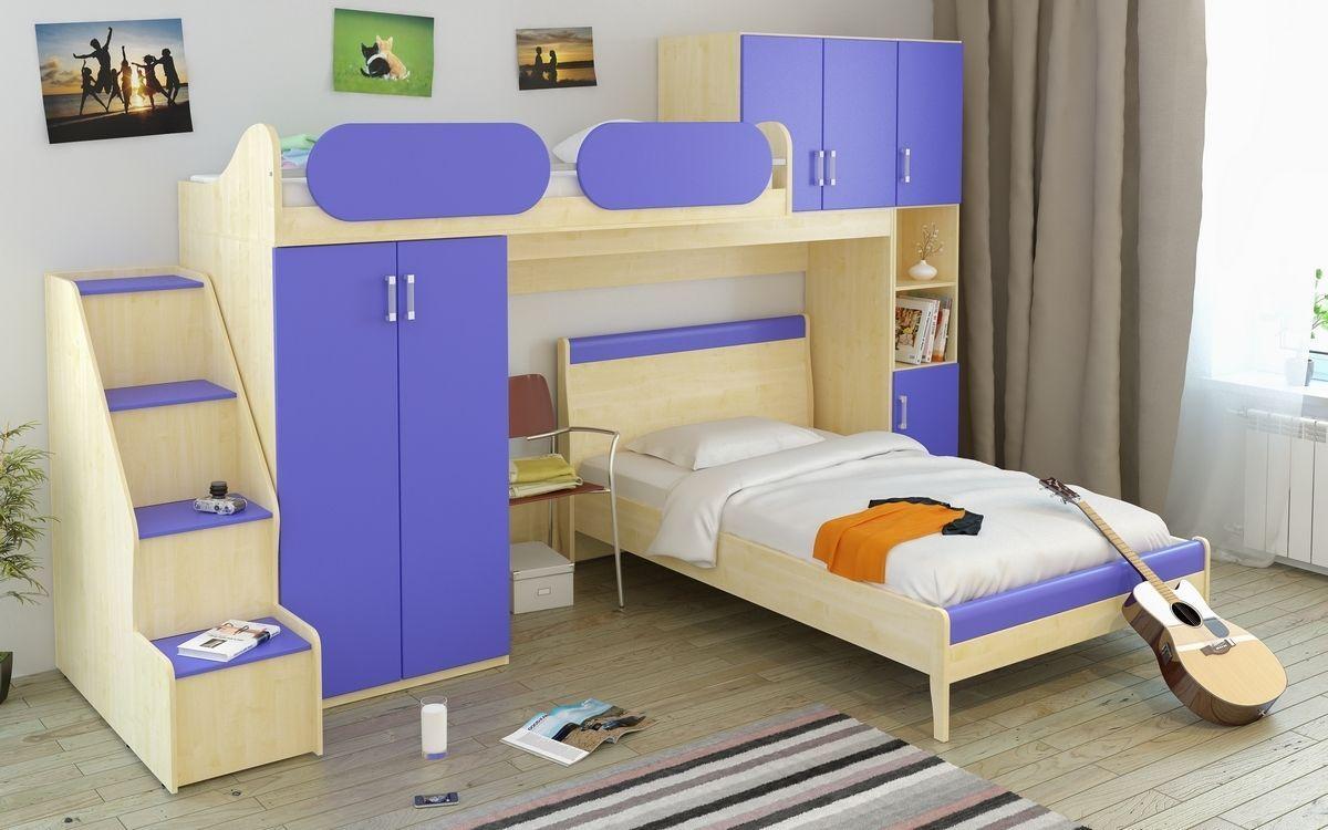 Детская комната teen's home 5 в туле, доставка бесплатно.